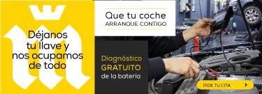 Diagnóstico Grauito de la Batería